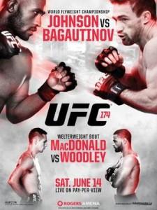 UFC 174: Johnson vs. Bagautinov Results & Bonuses  UFC_174_event_poster-225x300