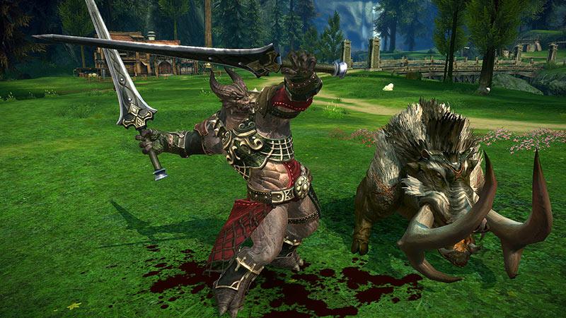 Tera Online -  Servidor PT/BR Tera-online-game-2