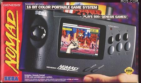 Retro-Bit lançara um novo portátil inspirado no Sega Nomad o Mega Drive portátil oficial da Sega. Nomad