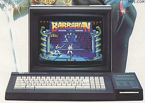 Télétransmettre avec un Commodore 64 Cpc6128