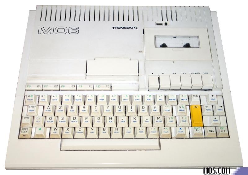 Liste des ordinateurs à cartouches F_mo6