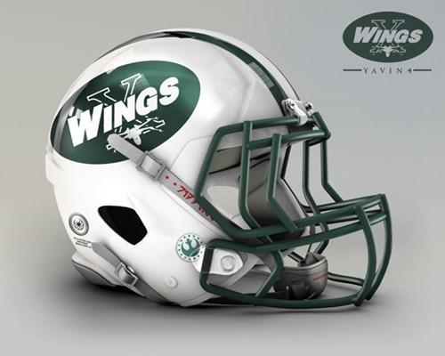 NFL goes Star Wars! Bei welchem Team würdet ihr anheuern? Nfl-new-york-jets-yavin-4-x-wings