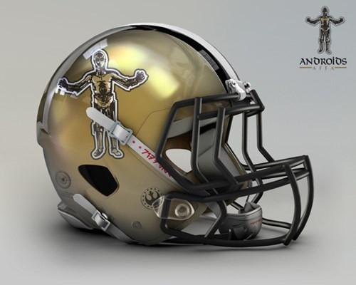 NFL goes Star Wars! Bei welchem Team würdet ihr anheuern? Nfl-new-orleans-saints-affa-androids