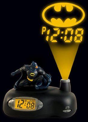 صور رائعة للتكنولوجيا Bat-clock
