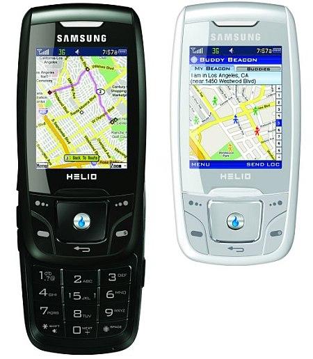 صور رائعة للتكنولوجيا SamsungHelioDrift