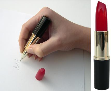 صور رائعة للتكنولوجيا Lipstickpen