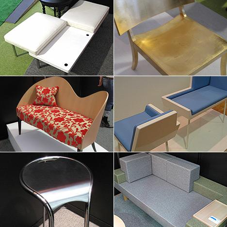 [Salon] Tokyo Design Week 2007 Chairs_grp