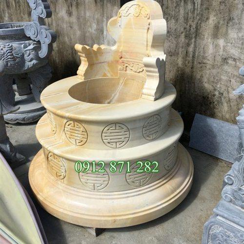 Sản phẩm cần bán: Tư vấn làm mộ đá tròn đẹp miễn phí TQ M%E1%BA%ABu-m%E1%BB%99-tr%C3%B2n-%C4%91%C3%A1-1
