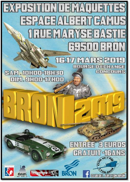 Expo de BRON Mars 2019 Image3161