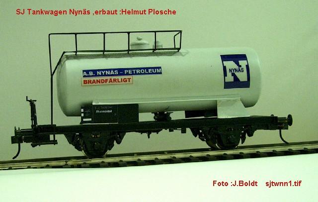 Güterwagen bei der MOB SJTWNN1