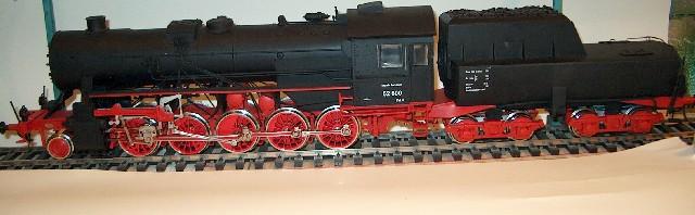 52 7596 der Eisenbahnfreunde Zollernbahn 41dbbr52