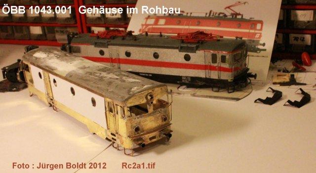 Mein ÖBB Mitteleinstiegswagenzug  RC2A1