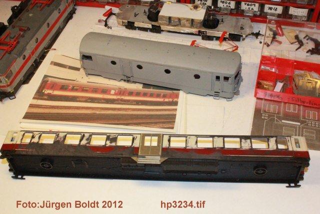 Mein ÖBB Mitteleinstiegswagenzug  Hp3234