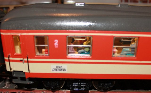 Mein ÖBB Mitteleinstiegswagenzug  HP3312
