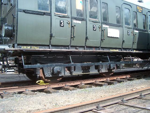 ET 99 - Triebwagen der Hamburger S-Bahn Hmbg4