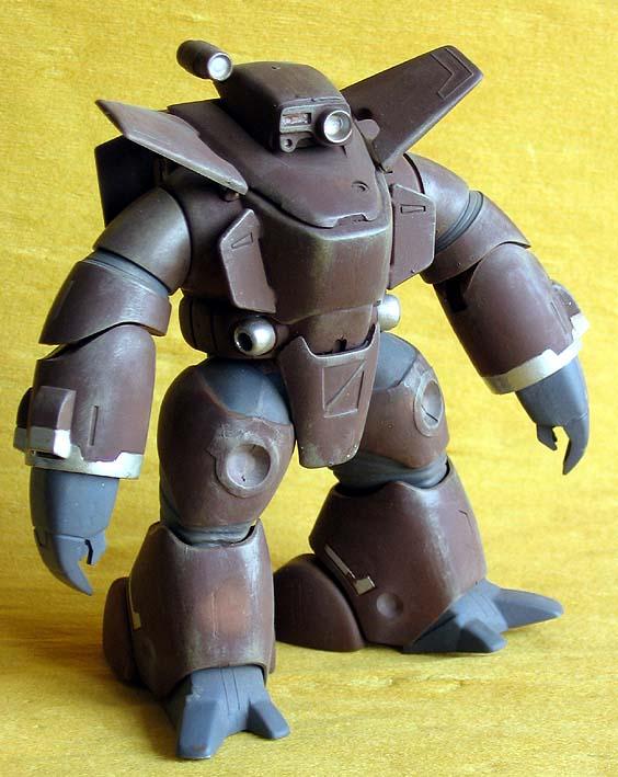 ue viellerie : Crusher Joe Powered Suit 1/16 TAK_Joe_1