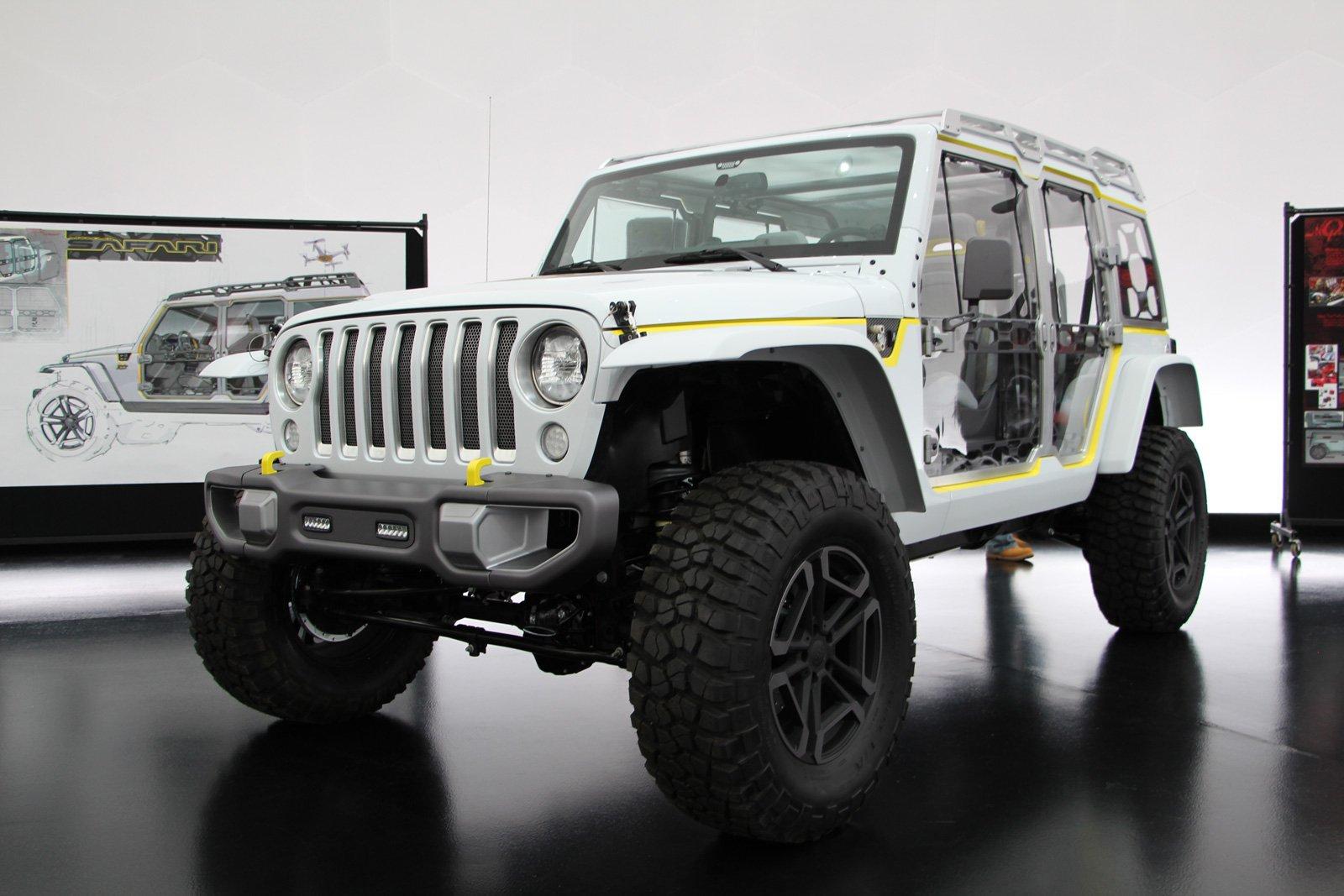 Galleria foto JL: iniziamo a conoscere meglio la Wrangler che verrà... - Pagina 3 Jeep-safari-concept-02