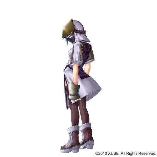 Fate/Desperato & Debilitas Faareen_Black_Spirit