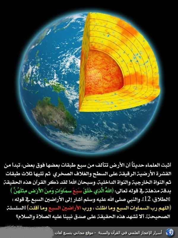 رائع بالصور: من أسرار الإعجاز العلمي في القرآن والسنة 682597502d29709751b2f7fb87e91974