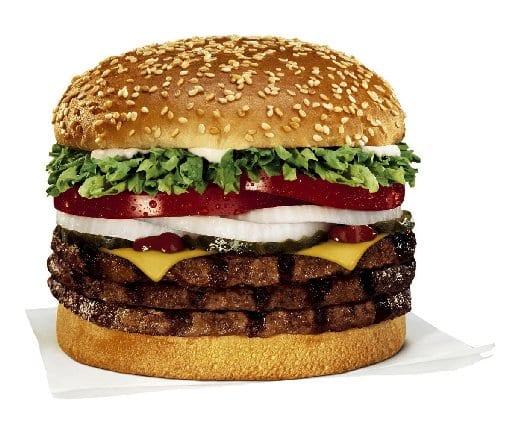 CK's Food  Burger-King-Whopper