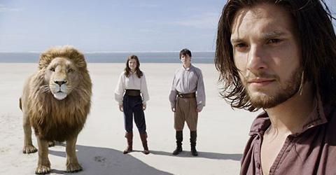 The Chronicles of Narnia I, II III Narnia-2