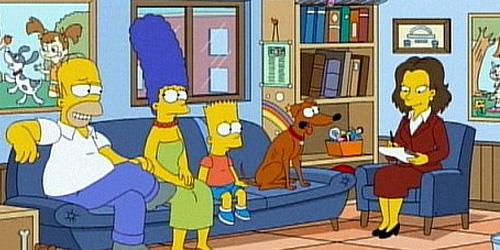 The Simpsons (1989– )  Rachel-3