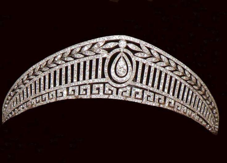 تيجان ملكية  امبراطورية فاخرة Tiara-prussiana