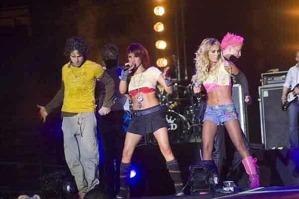 Samo za RBD (oblačila za koncerte) Concierto-rbd