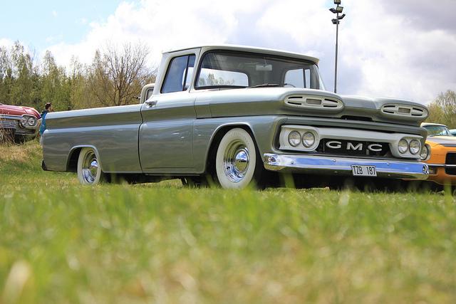 Avignon Motor Festival 2017... Gmc-pickup-1961-1