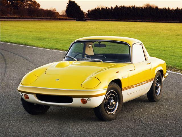 Ecco la mia Elise s2 rossa! Lotus-elan-1971-6