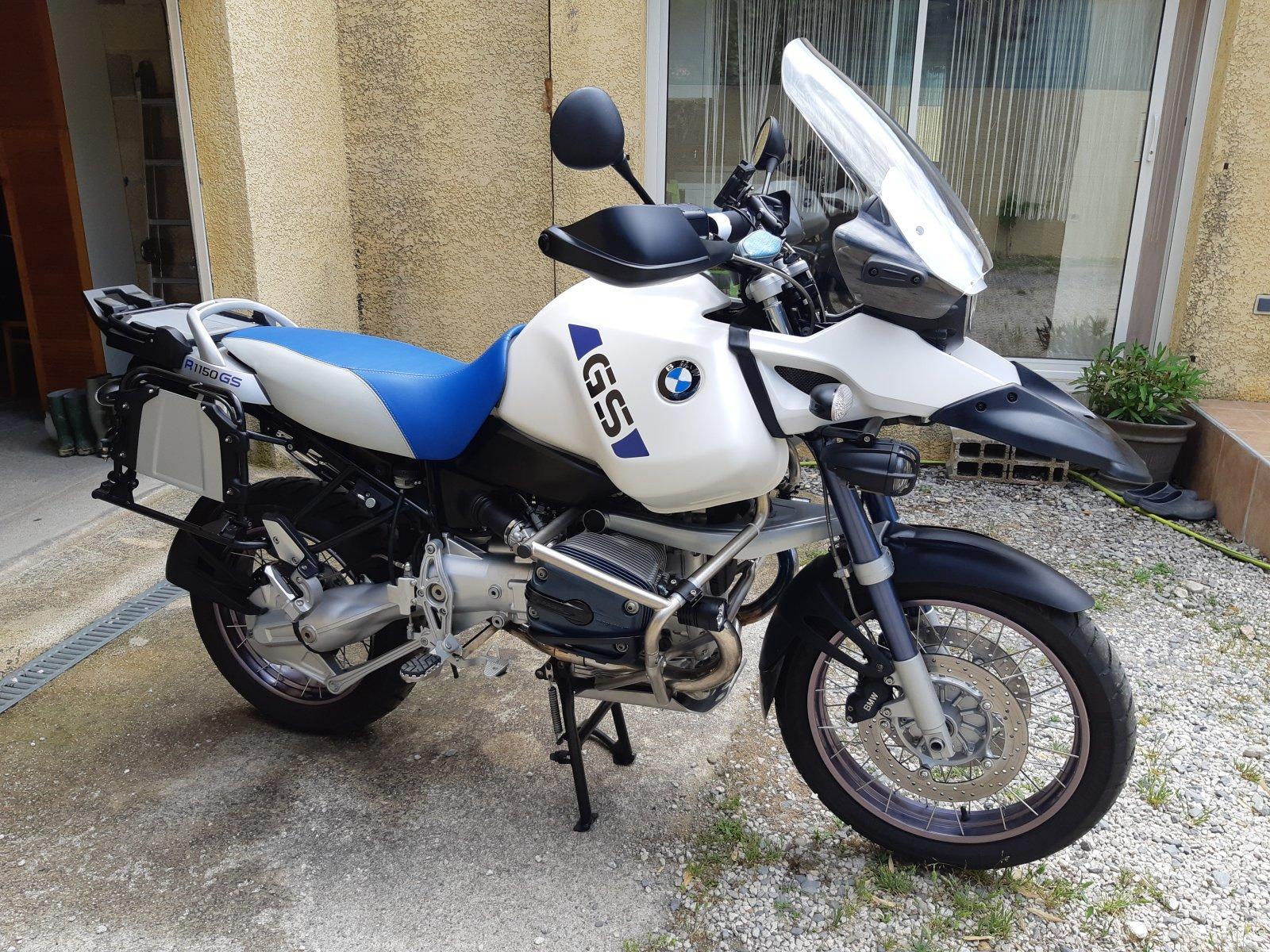 BMW R 1150 GS R1150 GS R 1150GS R1150GS ADVENTURE REVÊTEMENT SELLE