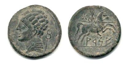 As de Arse (120-20 a.C) Arse14