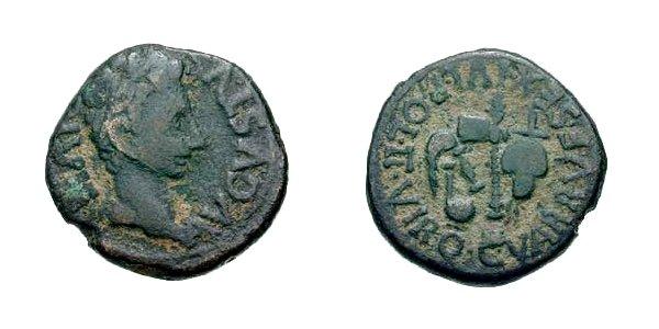 Semis Hispanorromano de Cartago Nova bajo Augusto Cartagonova67