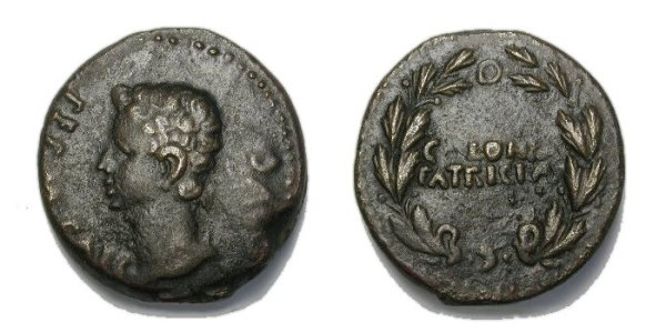 As de Iulia Traducta, reinado de Augusto. Colonia%20patricia18