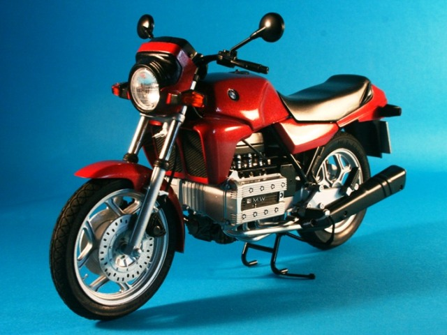 The Five Best BMW Motorcycles of the 90s 1990-BMW-K100LT