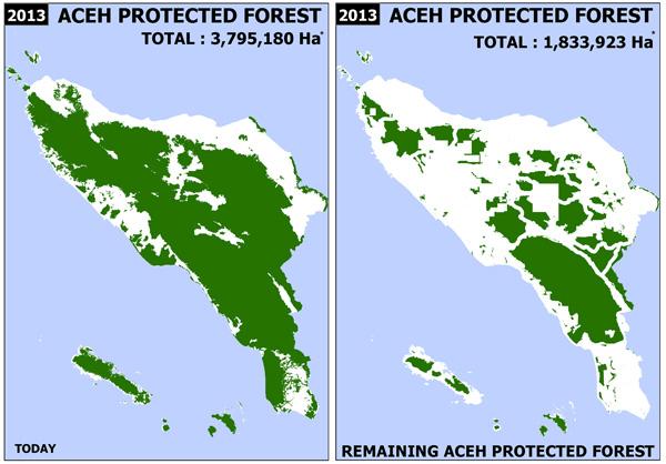 Une compagnie minière canadienne sur le point d'acheter une forêt protégée de Sumatra?! 0418aceh-spatial-plan600