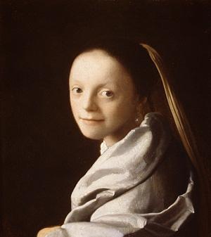 Johannes Vermeer Johannes-vermeer-study-of-a-young-woman