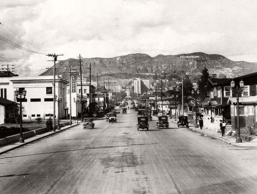 Főut, utak, utcák Southern-california-usa-1920s-vintage-streets-06