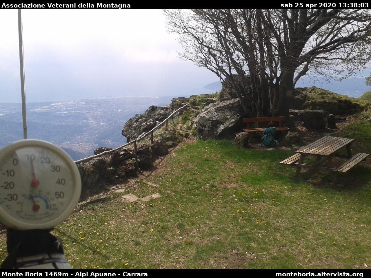 webca monte borla - alpi apuane