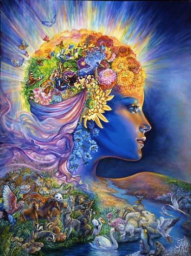 Lady Gaia... Lady-gaia