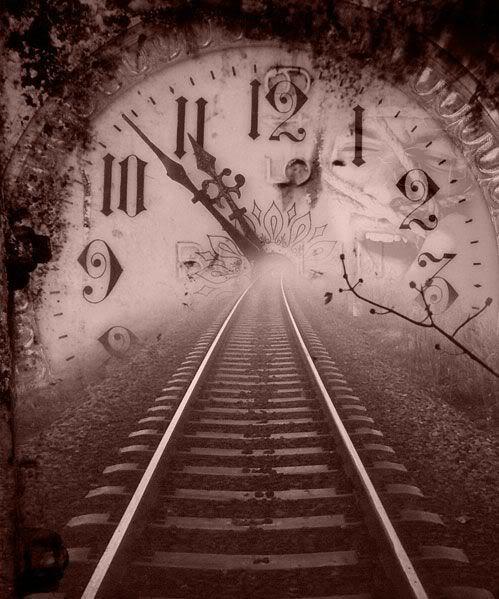 رسالة من ذئب بشري إلى غزالة بريئة.......بقلمي.. Time
