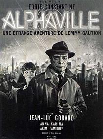 Alphaville, une étrange aventure de Lemmy Caution Alphaville