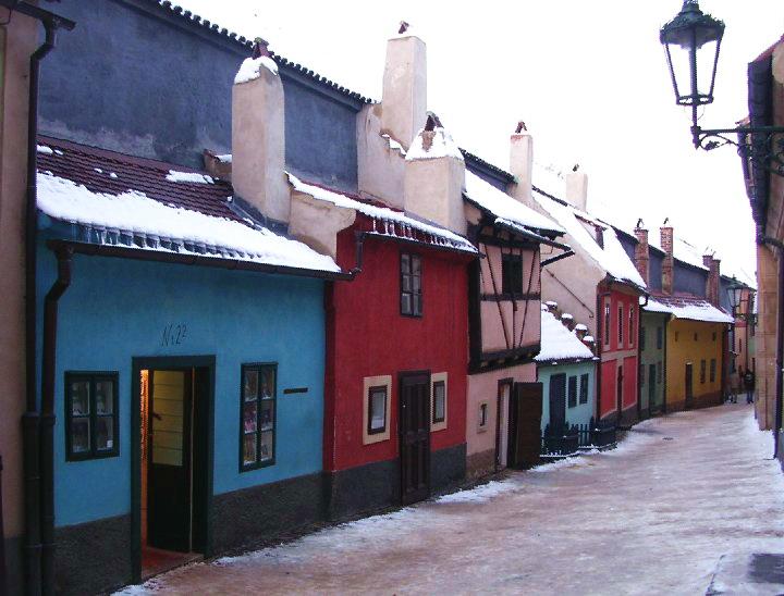 Češka Zlatna-ulic48dka