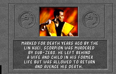 Mortal Kombat I Scorpion1