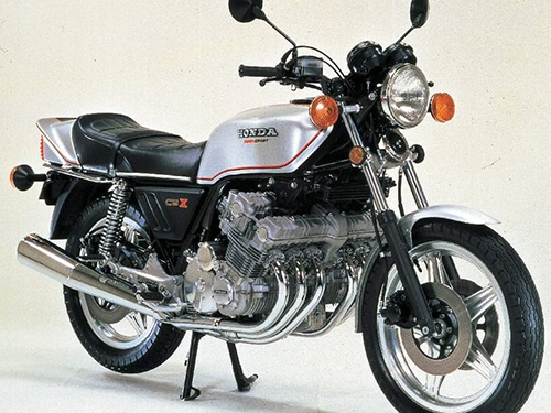 LA PUISSANCE DES MOTOS DE 1978 À 2018 : 126 CH GAGNÉS ! Honda-cbx-1100