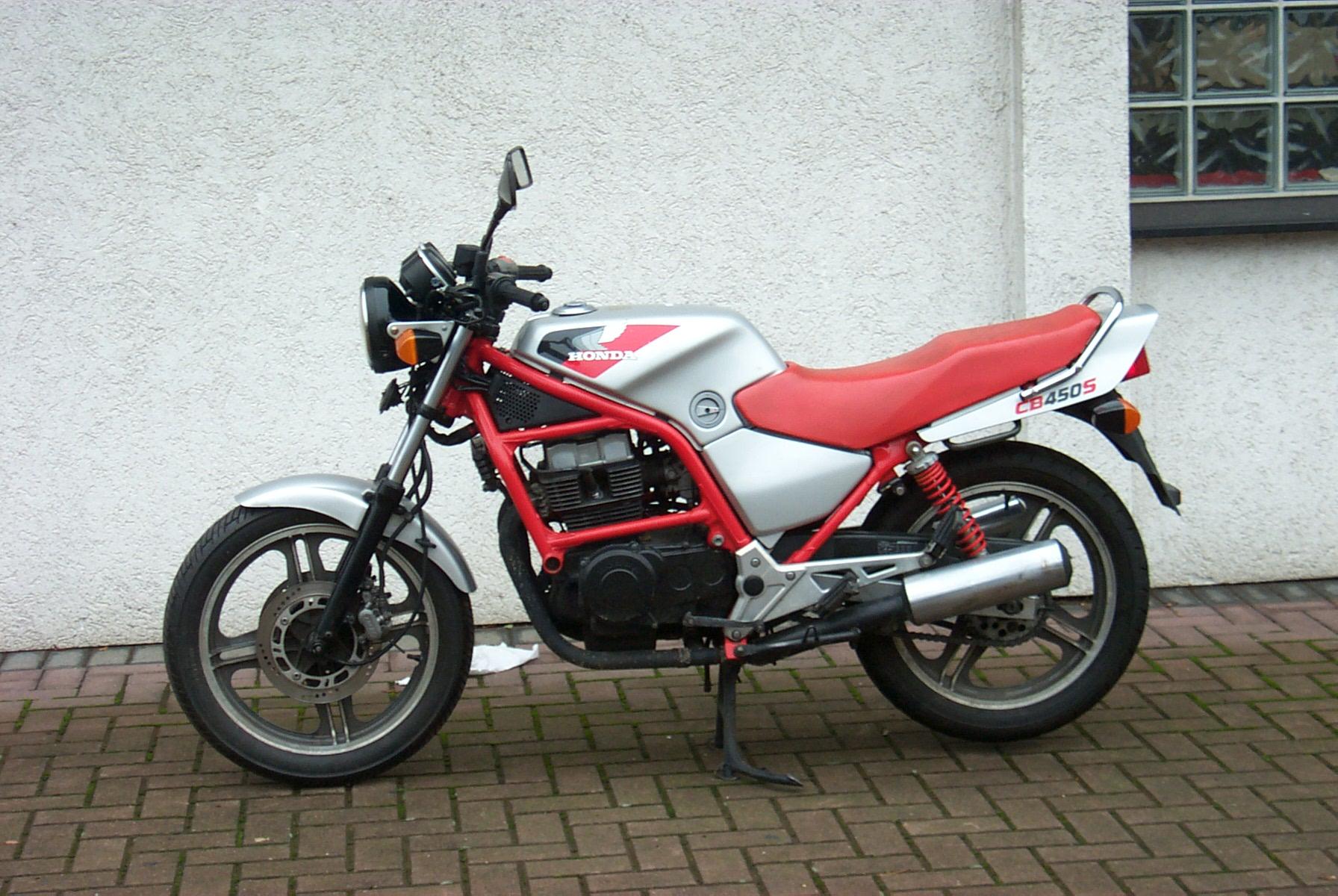Infos achat moto Belgique Honda-cb450s-1
