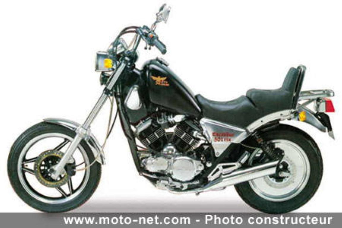 Styggeste serieproduserte motorsykkel - Page 3 Moto-morini-501-excalibur-1991-1