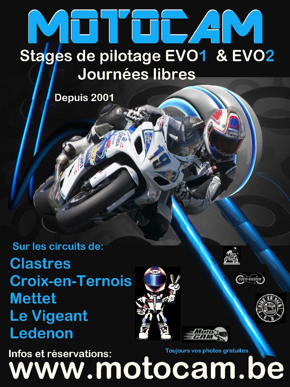 Les sorties piste 2012 MOTOCAM Affiche-2012-bleue-bis