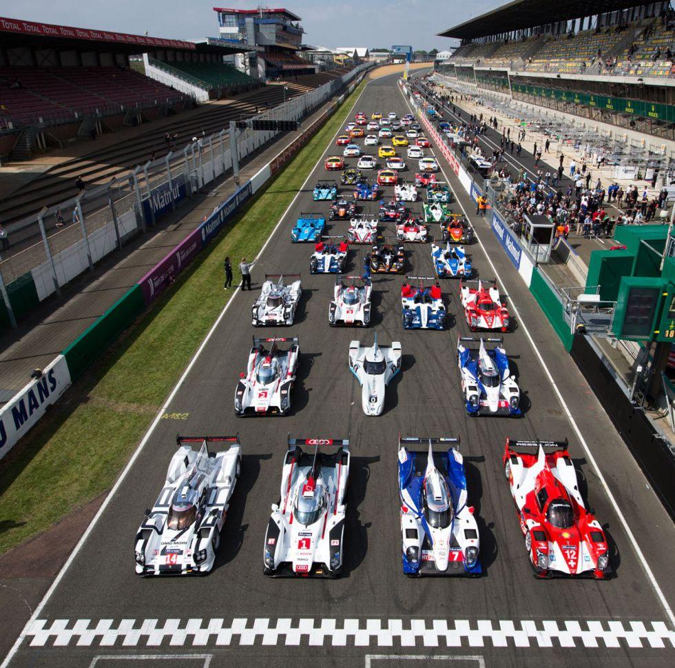 24 horas de Le Mans 1402441987_954266_1402442363_noticia_grande