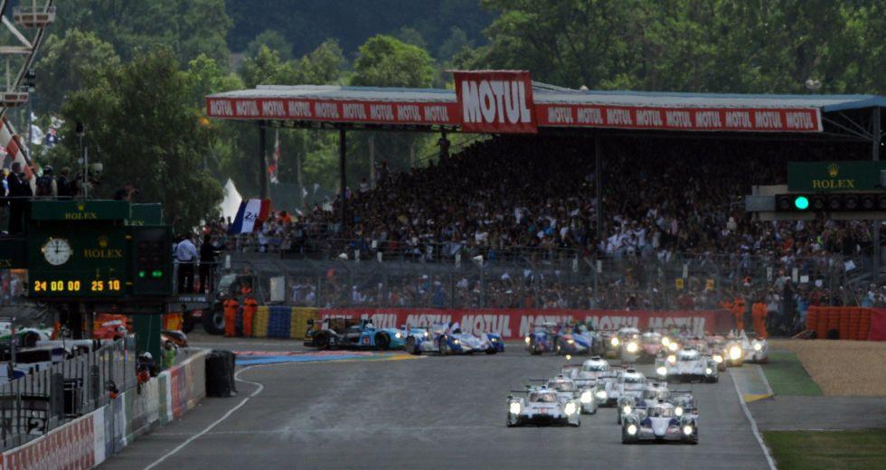 24 horas de Le Mans 1402752626_820539_1402752734_noticia_grande